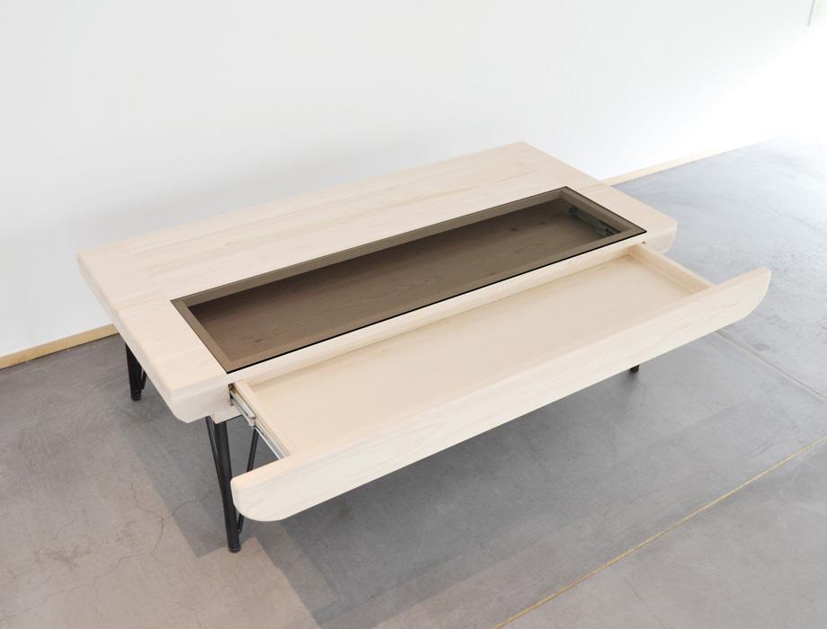 ヒノキローテーブルARCAイメージ4