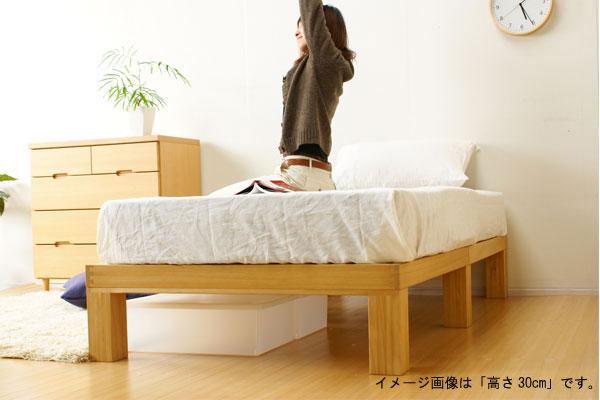 国産 桐のすのこベッド・シングルイメージ画像7
