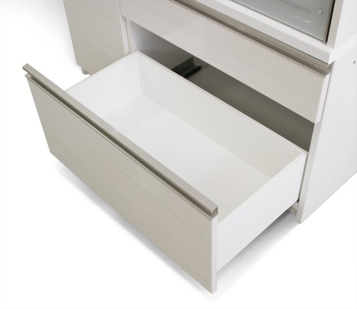 食器棚クラウド2、下段引き出し