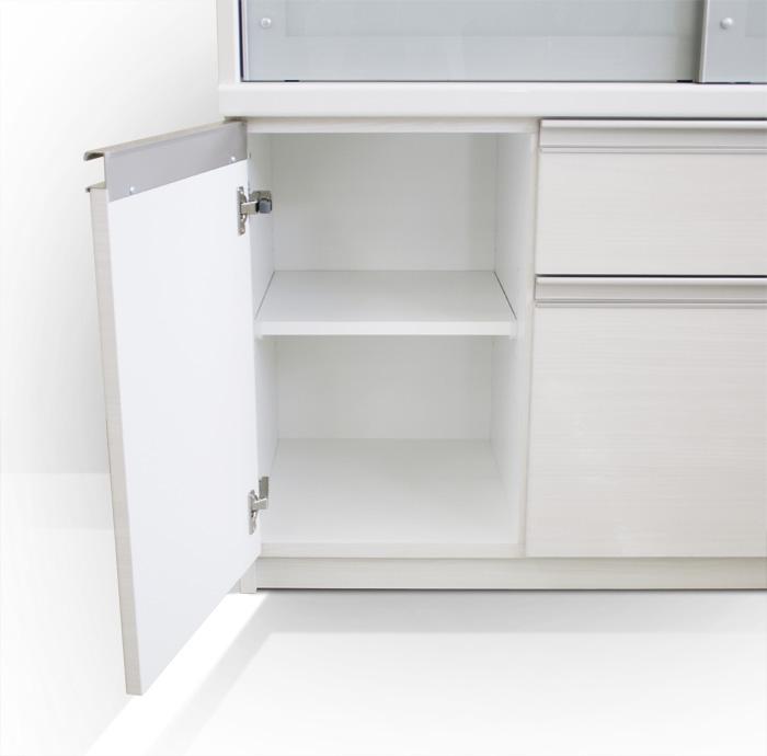 食器棚クラウド2、扉収納