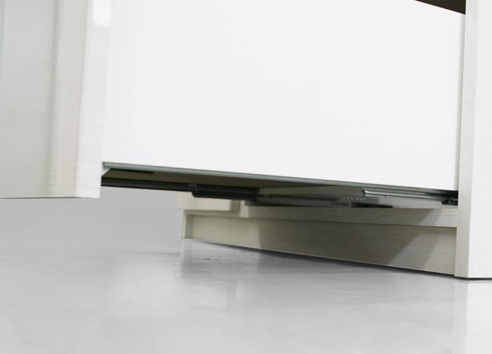 食器棚クラウド2、引き出しスライドレール