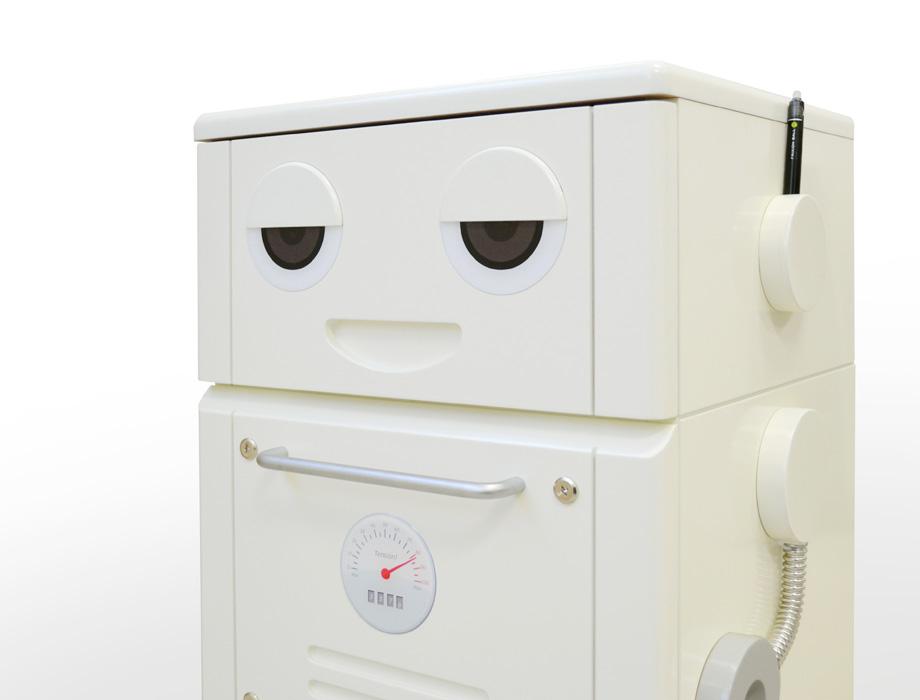 COROBOレトロなロボット型チェスト商品イメージ10