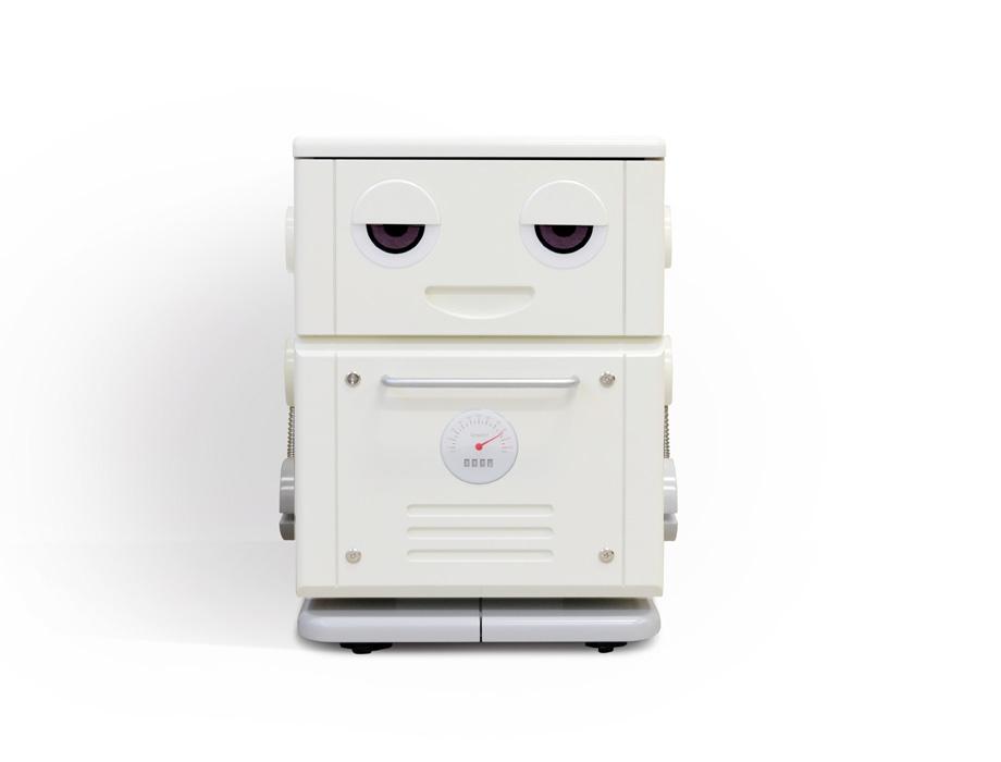 COROBOレトロなロボット型チェスト商品イメージ6