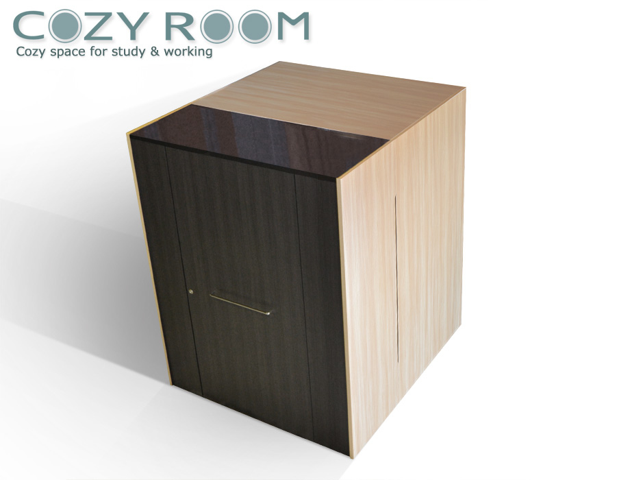 COZYROOM個室デスクイメージ画像1