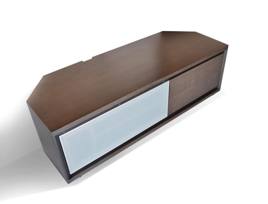 KODO(コドウ)コーナーテレビボード幅120cm・ダークブラウンイメージ19