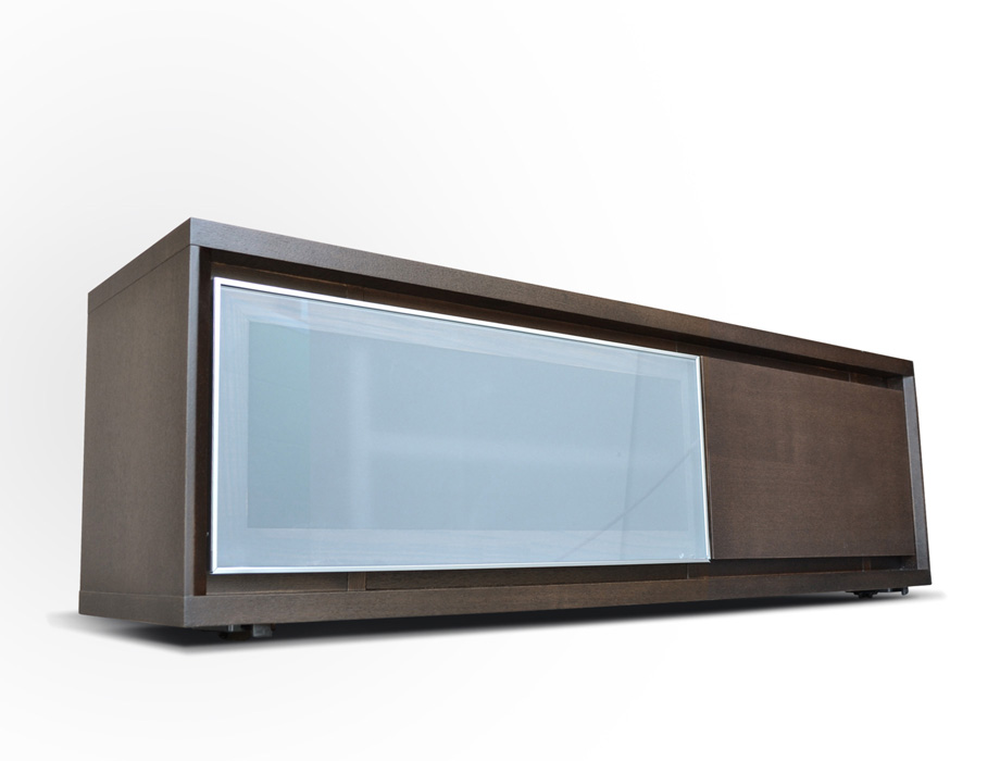 KODO(コドウ)コーナーテレビボード幅120cm・ダークブラウンイメージ20