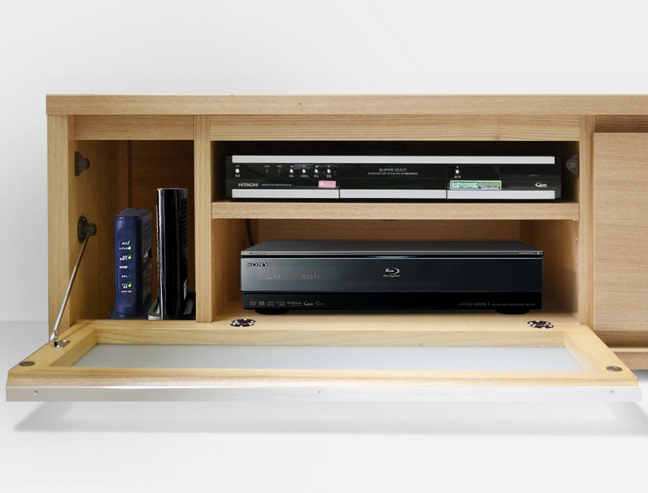 KODO(コドウ)コーナーテレビボード幅120cm・ナチュラルイメージ10