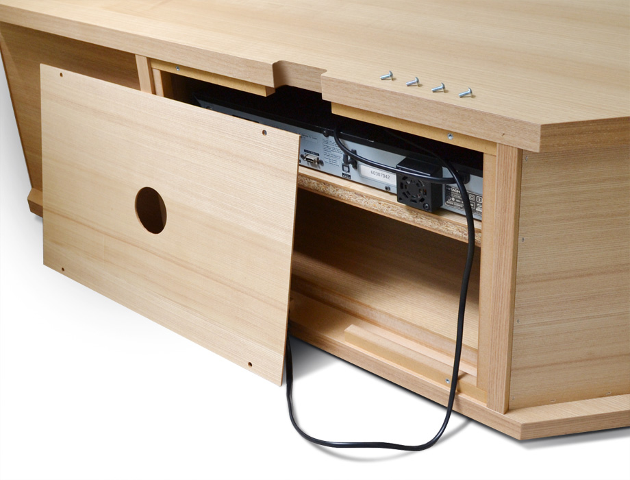 KODO(コドウ)コーナーテレビボード幅120cm・ナチュラルイメージ16