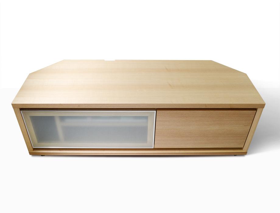 KODO(コドウ)コーナーテレビボード幅120cm・ナチュラルイメージ21