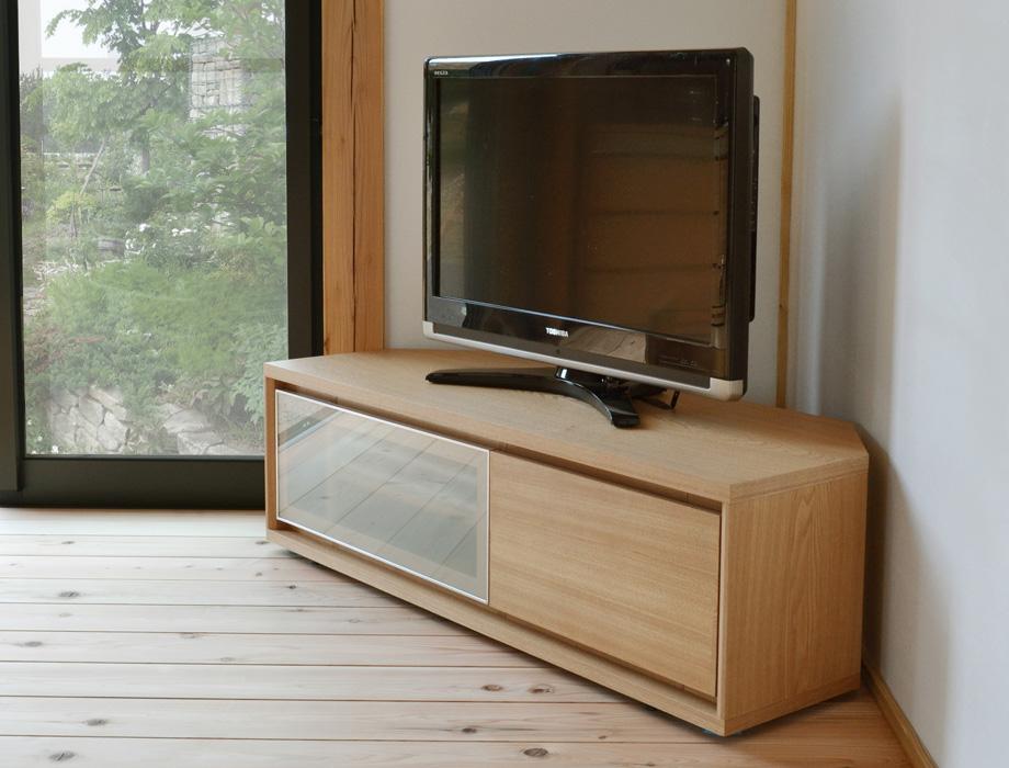 KODO(コドウ)コーナーテレビボード幅120cm・ナチュラルイメージ6