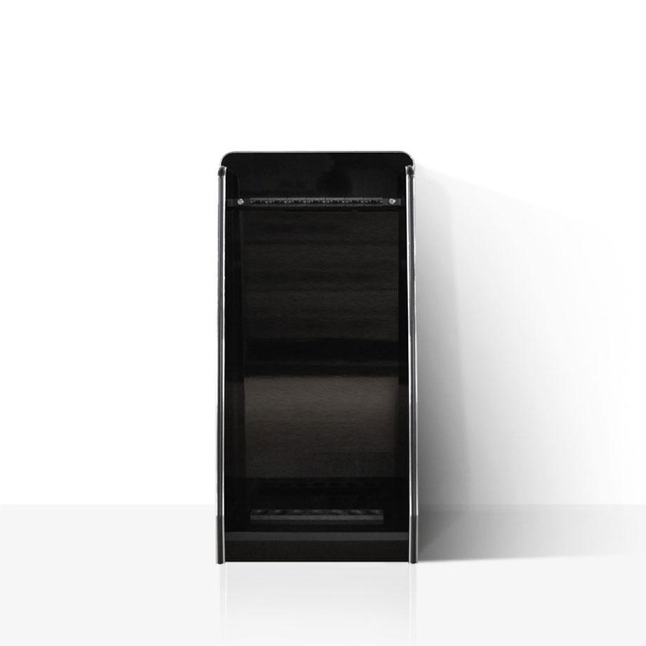 ZANE(ゼイン)ロッドスタンド・7本収納タイプ・ブラックウッドイメージ画像10