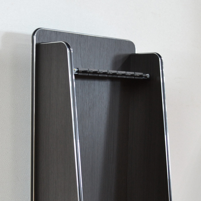 ZANE(ゼイン)ロッドスタンド・7本収納タイプ・ブラックウッドイメージ画像9